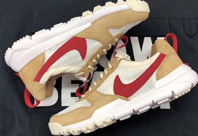 火星鞋 Tom Sachs x Nike 联名 2.5 即将发售?!不是你想的那样...