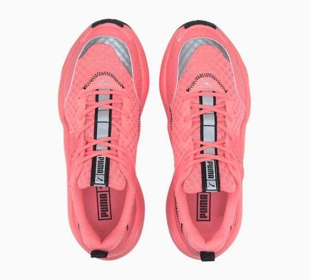 """轻薄网眼鞋面!全新鞋型 PUMA Rise """"Neon Pack"""" 下月发售"""