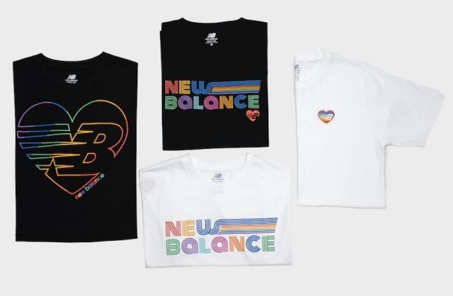 吸睛彩虹主题!New Balance 这波夏日新品有惊喜!