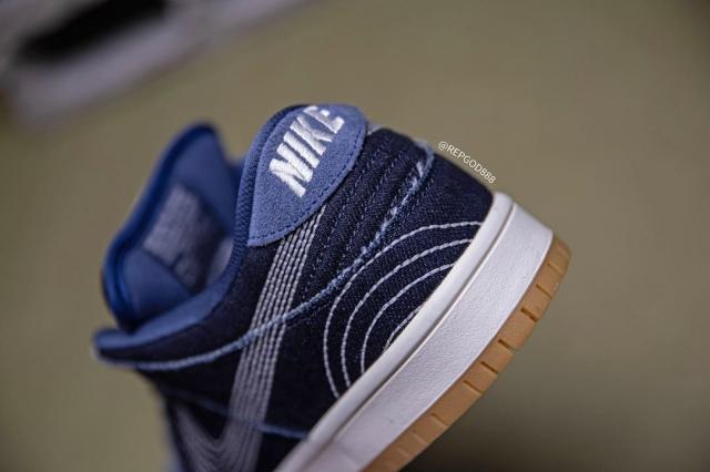 最奇怪的 Nike Dunk SB 来了!没有钩子,鞋面居然还是....