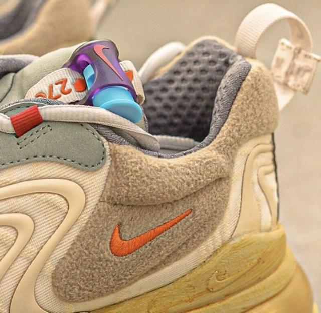 今年的跳票王终于来了!官宣 TS x Nike 下周发售