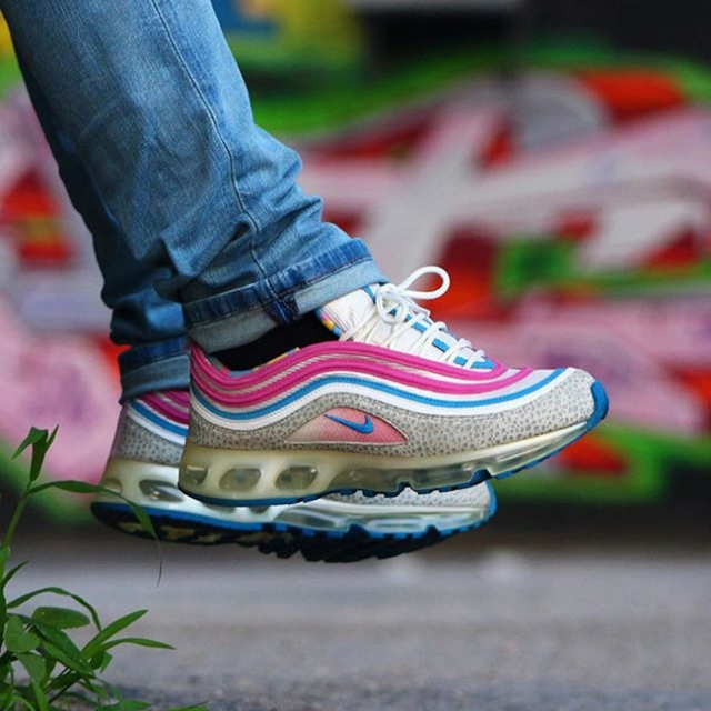 Size 13 | 2006 Nike Air Max 97 360 UNION Supreme from BucksVintage