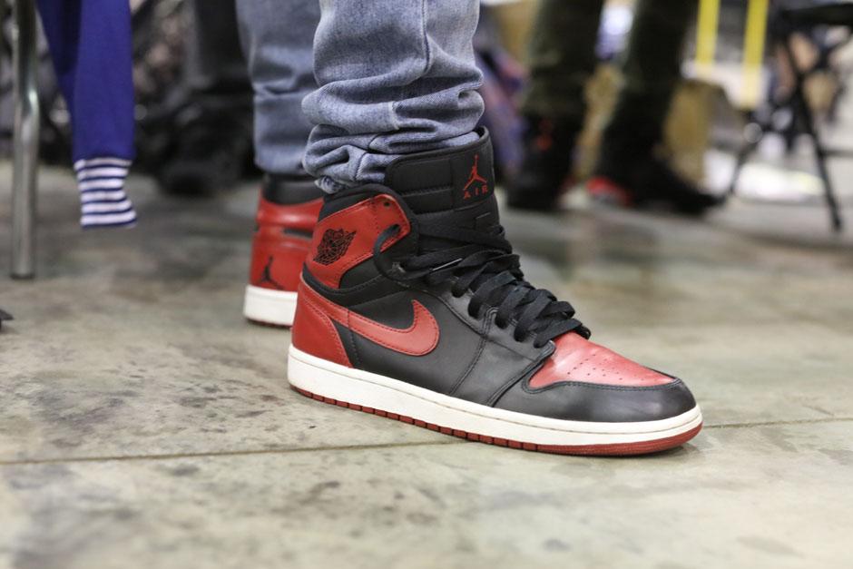 Sneaker Con  Sneaker Con 2015 亚特兰大站球鞋上脚(上)