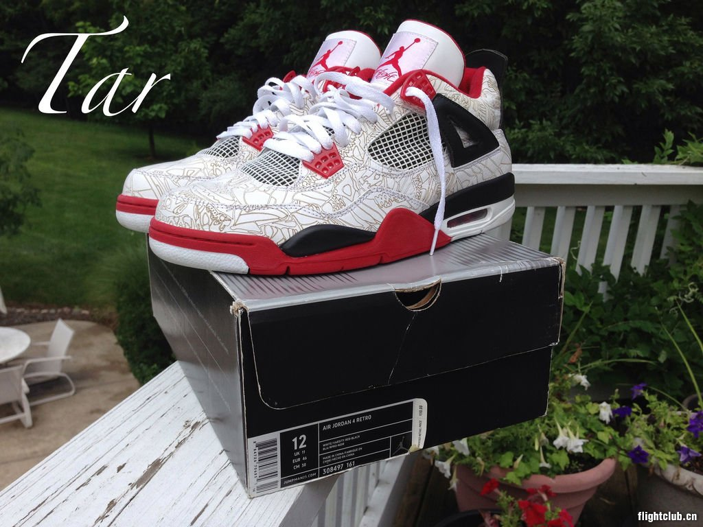 Spotlight // Pickups of the Week 7.28.13 - Air Jordan IV 4 Retro Laser by TarHans