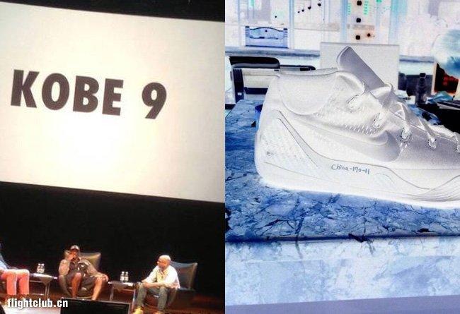 流言:Kobe 9 将推出高低帮两种版本