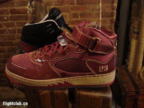 """25. Air Jordan """"Wine & Grind Pack"""""""