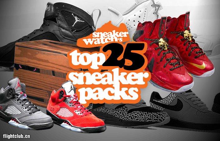 热门,球鞋,套装,TOP,排行,SneakerWatch,评  热门球鞋套装 TOP 25 排行