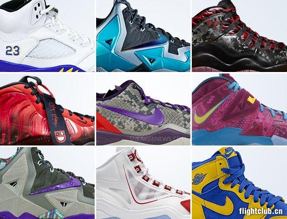 november 2013 sneaker releases November 2013 Sneaker Releases