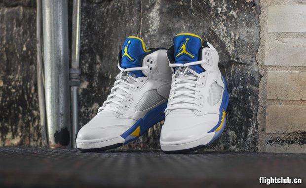 """Air Jordan 5 """"Laney"""" 高清壁纸下载"""