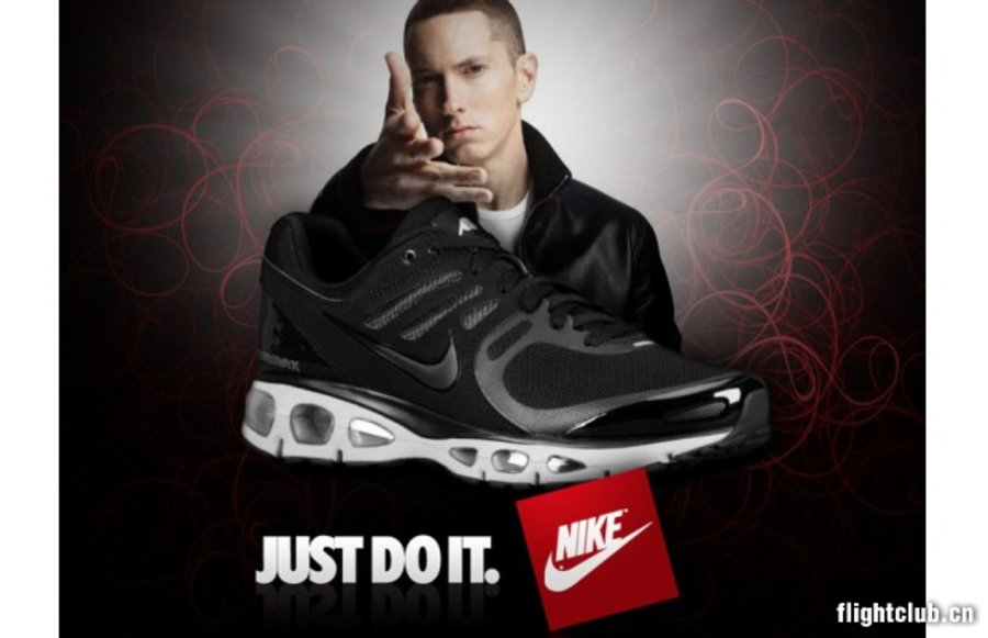 Eminem shoes in survival