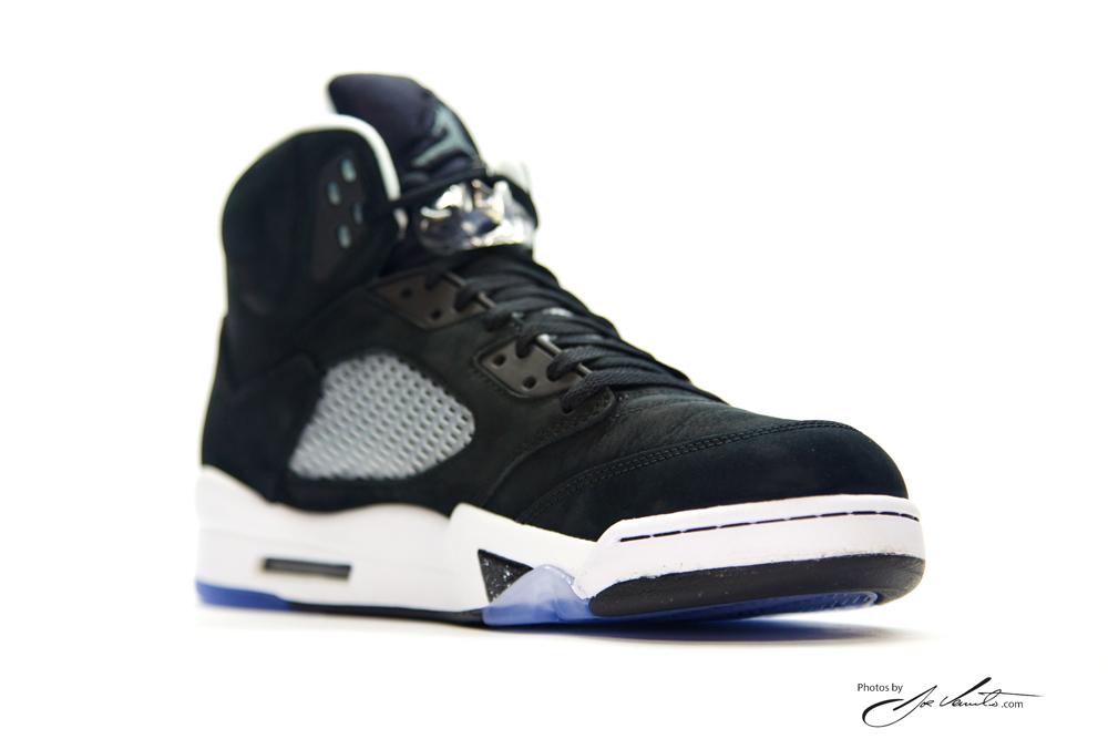 """aj奥利奥女款搭配_Air Jordan 5 """"OREO"""" 奥利奥配色高清图赏 AJ5奥利奥136027-025 球鞋 ..."""