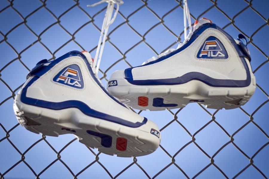 "525ef368e10ac3afd6f0ce1e3d5ff370 Available: Fila Grant Hill 2 (96) ""New York Knicks"""