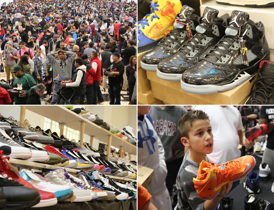 SneakerCon NYC 现场照片(二)