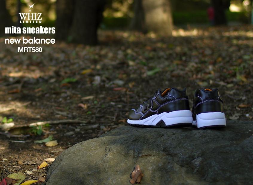 WHIZ,mita,sneakers,New,Balance  WHIZ x mita sneakers x New Balance MRT580 北京发售信息