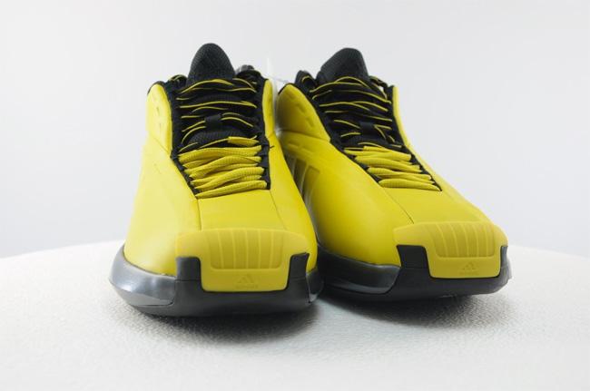adidas crazy 1 retro 高清实物图赏
