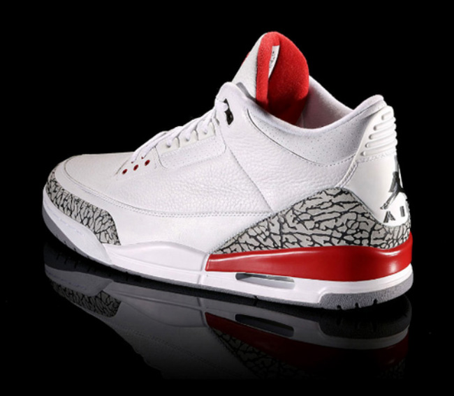 Air Jordan 3 Retro Lac Katrina