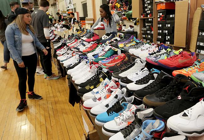 SneakerCon,球鞋聚会 球鞋聚会 SneakerCon 芝加哥站现场回顾