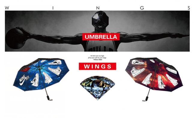 sneakerus,发布,WINGS,JORDAN,UNBR  sneakerus 发布 WINGS JORDAN UNBRELLA 晴雨伞