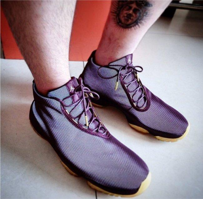 Jordan Future  Jordan Future 3M 鞋面新配色实物图赏