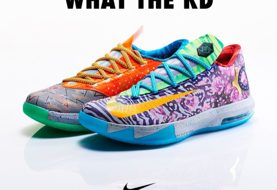 """669809-500,KD6,What The KD 669809-500 KD6 """"What The KD"""" 无预告发售"""