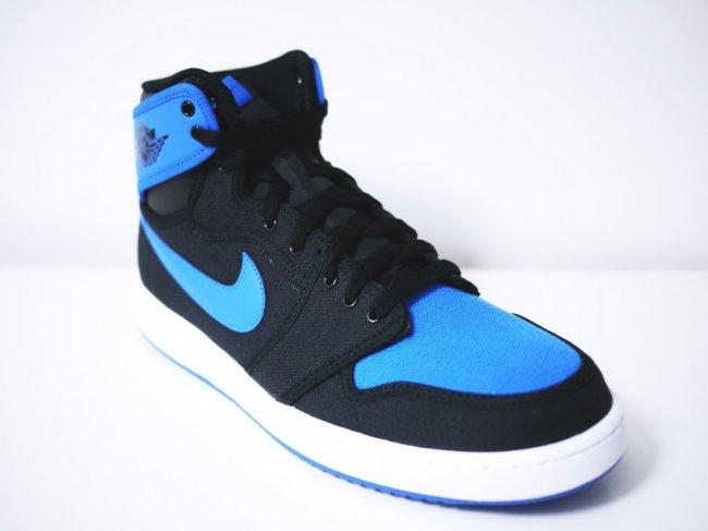 """638471-007,AJ1,Air Jordan 1 638471-007 AJ1帆布 Air Jordan 1 KO """"Royal Blue"""" 皇家蓝高清实物图赏"""