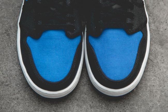 "638471-007,AJ1,Air Jordan 1 638471-007 AJ1帆布AJKO Air Jordan 1 KO High ""Sport Blue"" 即将发售"