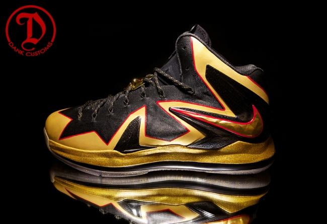 球鞋定制  最昂贵的 10 款定制球鞋