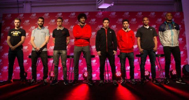 New Balance  New Balance 宣布进军足球市场