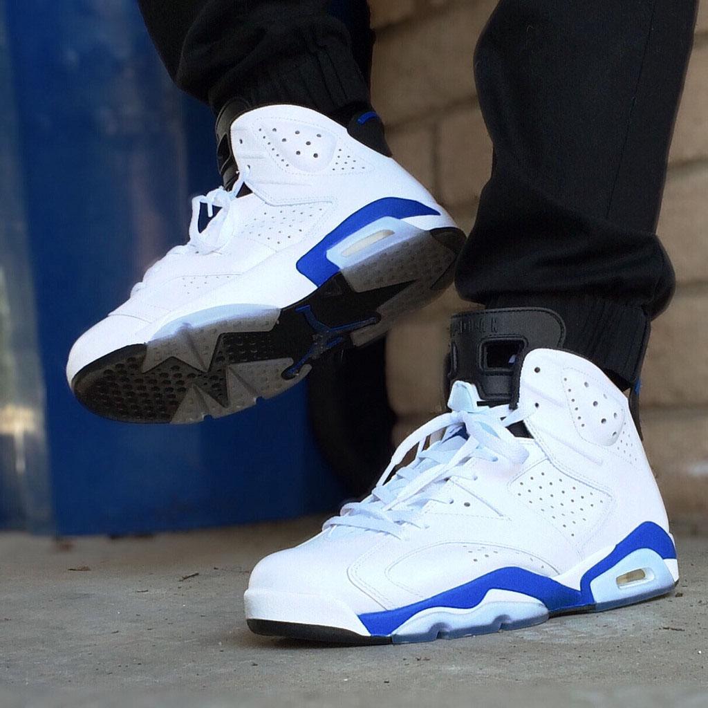 online store 994aa 423ff ... coupon code for jordan 6 true blue jordan 6 true blue f1408 33bcb