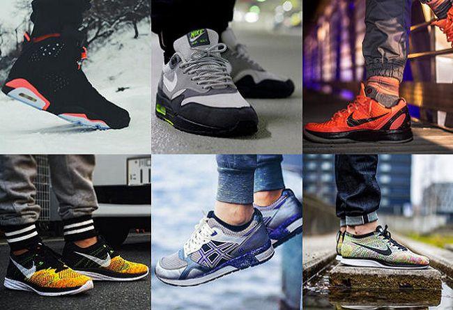 上周 Instagram 最好的 25 張球鞋照片