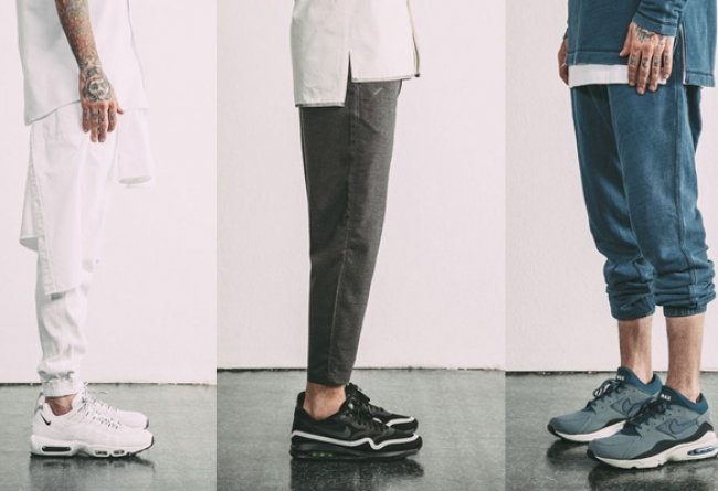 Air Max  Publish Brand 发布 Air Max 鞋款搭配型录