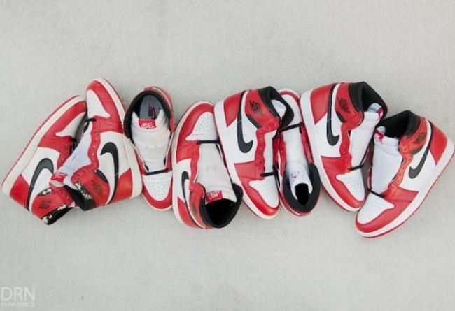 AJ1,Air Jordan 1 AJ1 关于 Air Jordan 1 你必须要知道的 10 件事