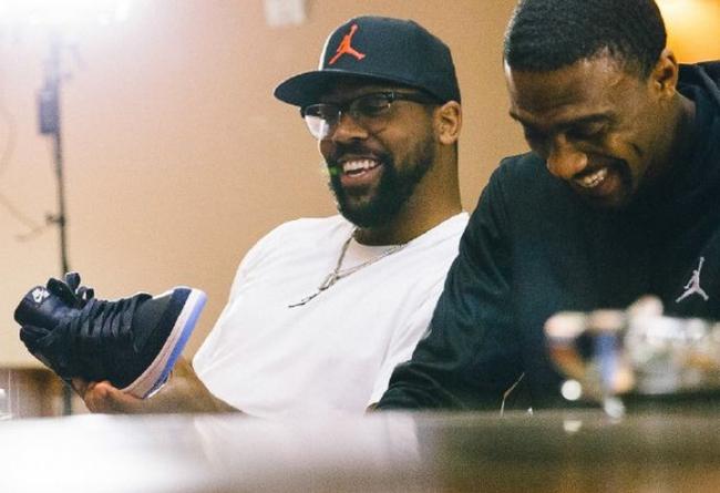 Marcus Jordan  MJ 之子将于 2016 年开办最牛逼 Sneaker 球鞋店铺