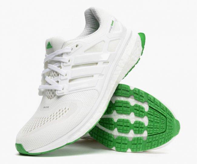 "adidas ESM Energy Boost  adidas ESM Energy Boost ""White/Signal Green"" 新色登场"