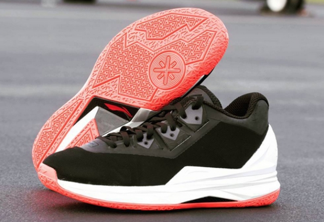 韦德之道,Li-Ning,Way of Wade 4 韦德之道 韦德曝光 Li-Ning Way of Wade 4