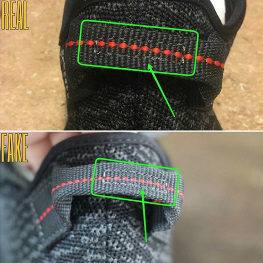 adidas Yeezy 350 Boost 真假辨别