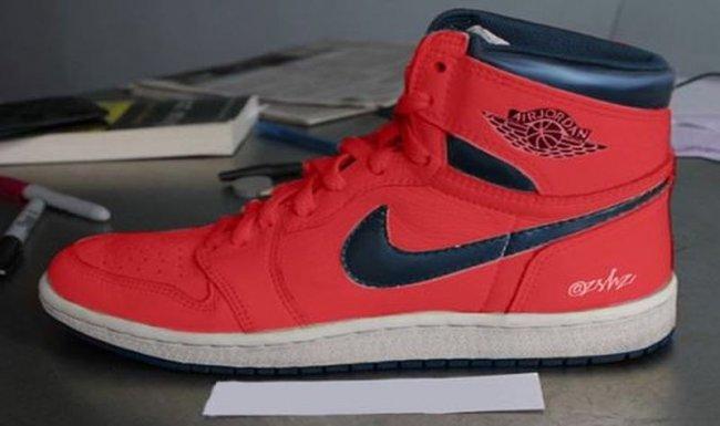 """55088-606,AJ1,Air Jordan 1 55088-606AJ1 Air Jordan 1 """"David Letterman"""" 明年夏季发售信息"""