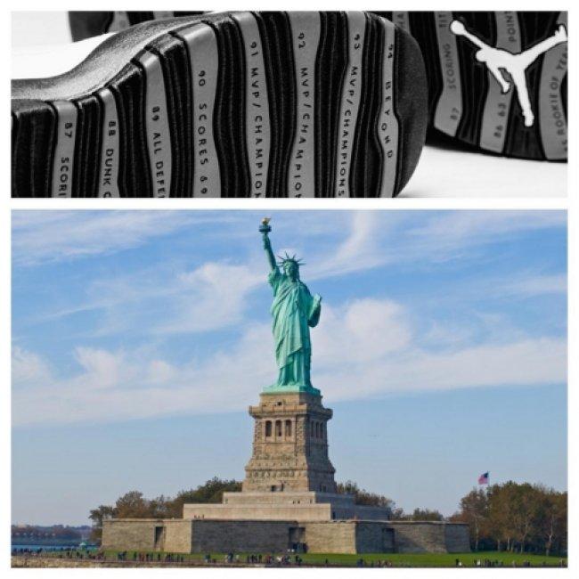 "AJ10,Air Jordan 10 AJ10 城市套装回归,Air Jordan 10 ""NYC"" 2016 发售信息"