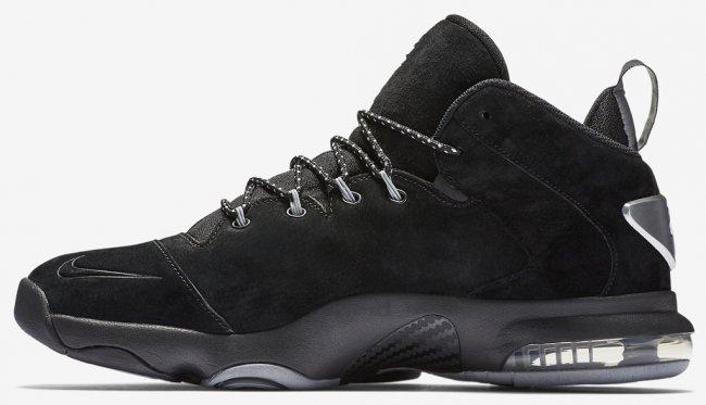 "749629-002,Air Penny 6,Nike 749629-002 Nike Air Penny 6 ""Metallic Silver"" 黑银配色亮相"
