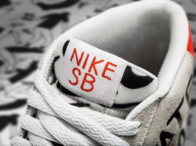 "Blazer,Nike SB,819861-188 819861-188 Nike SB Blazer PRM ""Geoff McFetridge"" 即将发售"