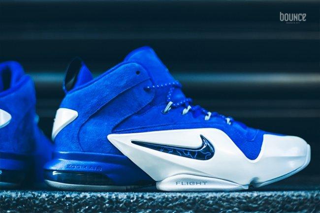 "Air Penny 6,Nike 749629-401 Nike Air Penny 6 ""Royal"" 皇家蓝即将发售"