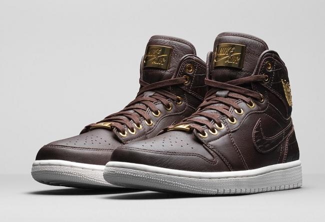 """705075-205,AJ1,Air Jordan 1 705075-205 Air Jordan 1 Pinnacle """"Baroque Brown"""" 中国区发售信息"""