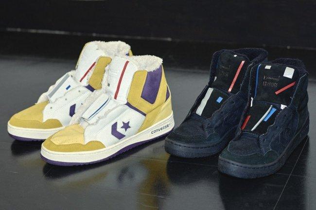 Weapon,Converse  30 周年纪念,Facetasm x Converse Weapon 联名鞋款