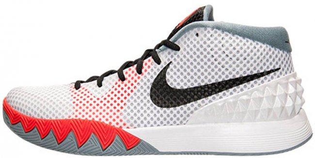 Kyrie 1,Nike  欧文战靴的开端,NIke Kyrie 1 配色排名