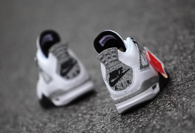 "840606-192,AJ4,Air Jordan 4 840606-192AJ4白水泥 Air Jordan 4 ""White Cement"" 中国区发售价曝光"