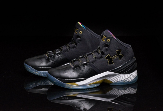 "Under Armour Curry 2 Elite ""Run WSC"" 中國區已發售"