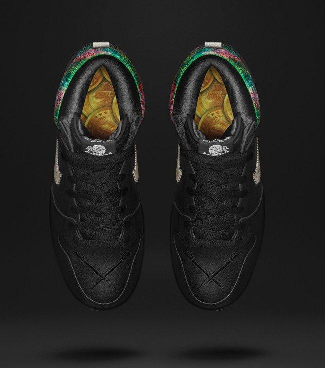 "313171-028,Nike SB,Dunk High 313171-028 海盗配色 Nike SB Dunk High Pro ""José Gaspar"" 登场"