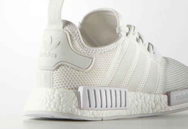 双才称得上是 adidas NMD 纯白配色