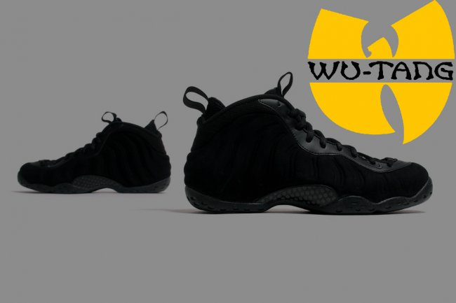 "314996-701,Foamposite One,Foam 314996-701 武当喷 Nike Air Foamposite One ""Wu-Tang"" 曝光!"