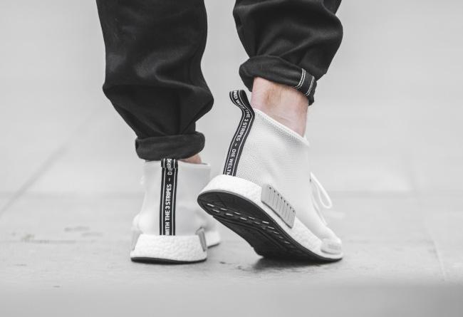 员加入 四款 adidas NMD Chukka 上脚实拍